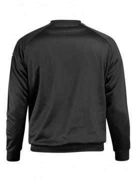 Sudadera negra Textil Escudo