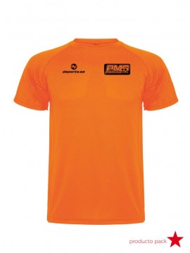 Camiseta Benjamin entrenamiento C.D. Raices