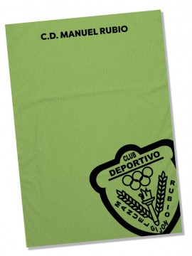 Toalla Microfibra Manuel Rubio