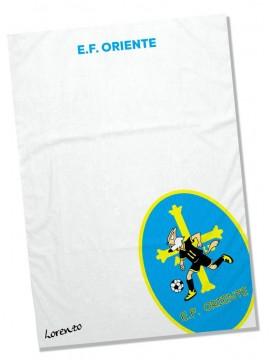 Toalla Microfibra E.F.Oriente personalizada