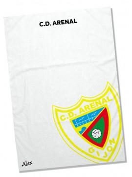 Toalla Microfibra Club
