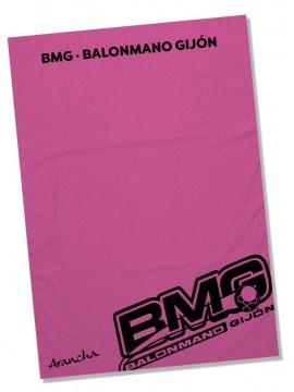 Toalla Microfibra BMG personalizada
