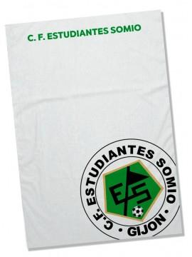 Toalla Microfibra C.F. Estudiantes