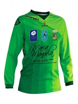 Camiseta Portero 1ª equipación E.F. Oriente