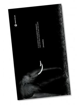Toalla Microfibra Elefante
