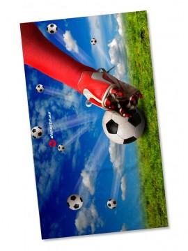 Toalla Microfibra Futbol2