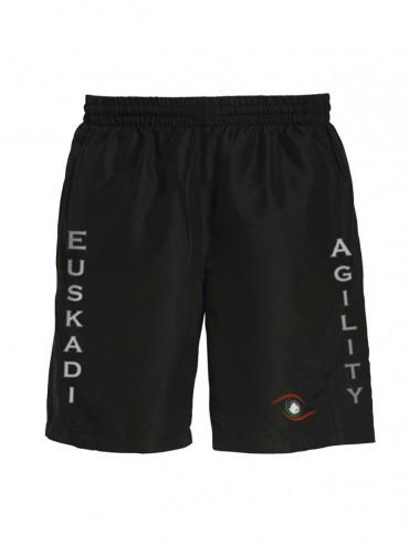 Bermuda microfibra Agility Euskadi