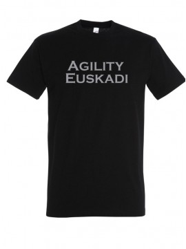 Camiseta manga corta Agility Euskadi