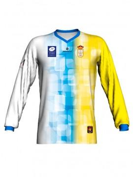 Camiseta portero 1ª equipación Patín Mieres