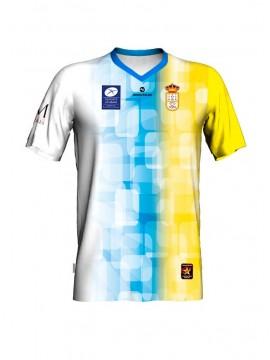 Camiseta juego 2ª equipación Patín Mieres