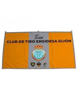Bandera Club de Tiro Ensidesa