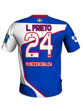 Camiseta Juego C.B. Muskiz 1ª Equipación