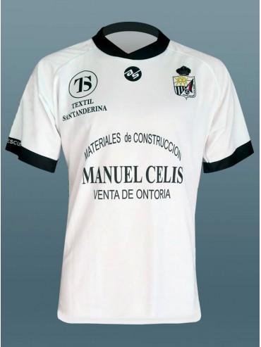 Camiseta 1ª Equipación Textil Escudo