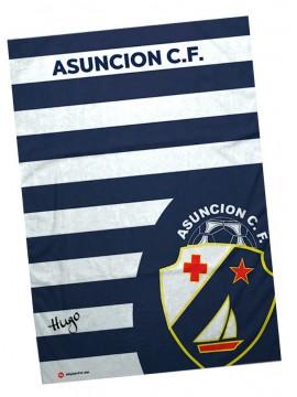 Toalla Microfibra Asunción C.F. Personalizada
