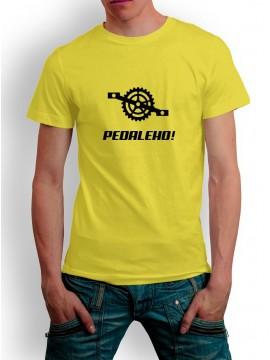 "Camiseta manga corta ""pedaleho"""