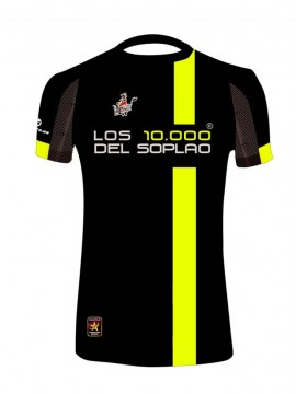Camiseta Atletismo mc 10.000 soplao