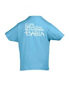Camiseta mc niño Babia