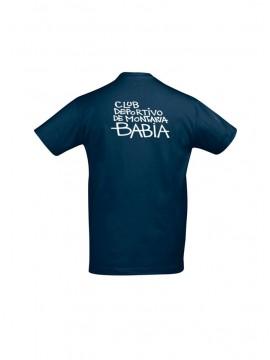 Camiseta manga corta Babia