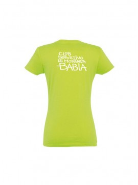 Camiseta mujer mc Babia