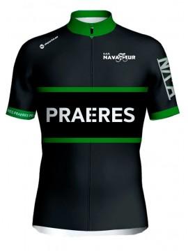 Maillot mc Praeres verde