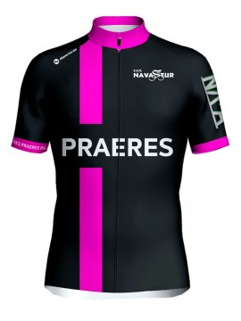 PACK Maillot y culote PRAERES Rosa Fluor