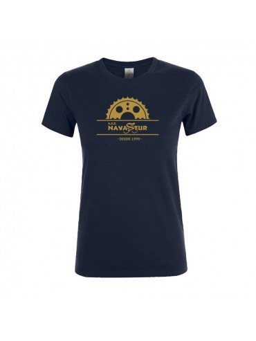 Camiseta Navastur Mujer