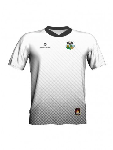 Camiseta juego C.D. Ugao 1ª equipación