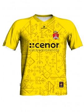 Camiseta portero Santiago Galas 1ª equipación