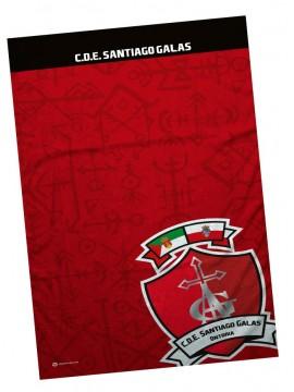 Toalla Microfibra Santiago Galas
