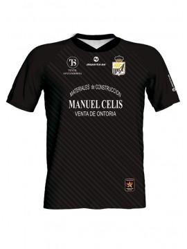 Camiseta 2ª Equipación Textil Escudo
