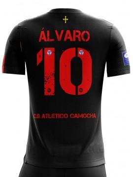 Camiseta 2ª Equipación Atl. Camocha