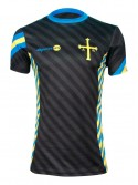 Camiseta mujer Asturias manga corta