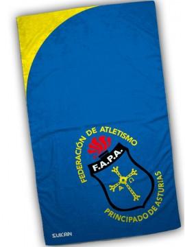 Toalla Microfibra FAPA