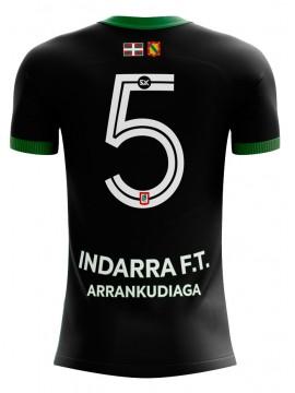 Camiseta juego Indarra 2ª equipación