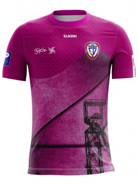 Camiseta Rosa Atl. Camocha