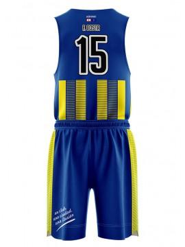 Camiseta Gijón Basket 2ª equipación Base