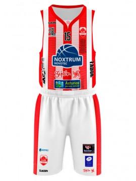 Camiseta Gijón Basket 1ª equipación