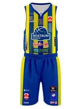 Camiseta Gijón Basket 2ª equipación
