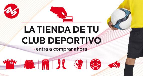 clubes deportivos tienda